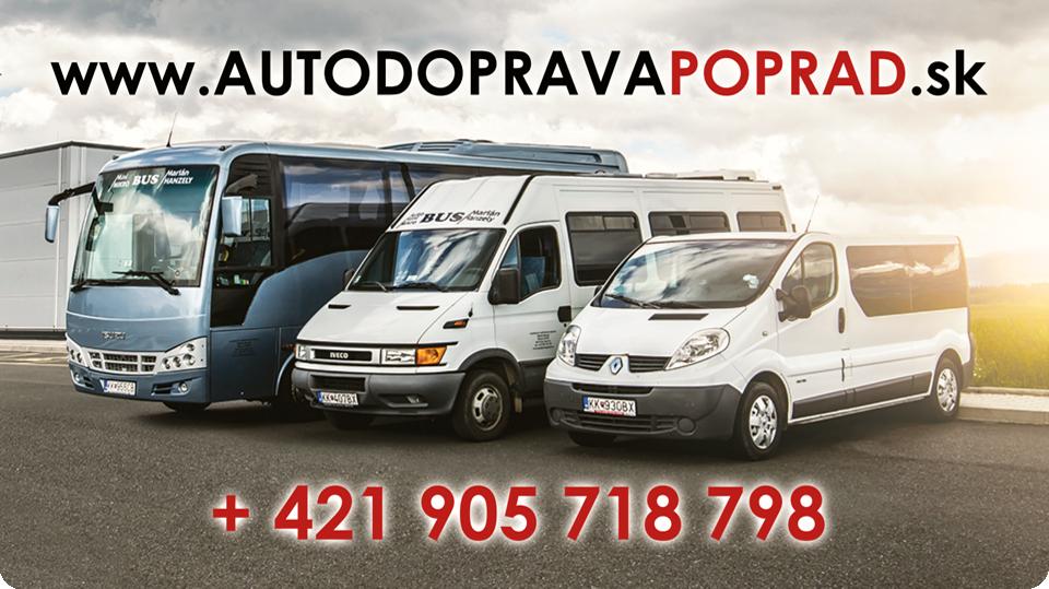 Autobusova Doprava Autobus Minibus Mikrobus Autodoprava